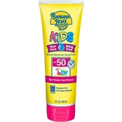 Banana Boat Kids SPF 50 Broad Spectrum Lotion Sunscreen