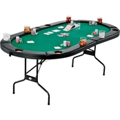 Fat Cat Texas Hold 'Em Folding Table
