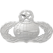 Air Force Master Intelligence Badge, Pin-On, Regular Size