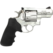 Ruger Super Redhawk Alaskan 44 Mag 2.5 in. Barrel 6 Rnd Revolver Stainless Steel