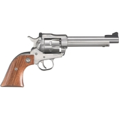 Ruger Single-Six Convertible 22 WMR 22 LR 5.5 in. Barrel 6 Rnd Revolver SS