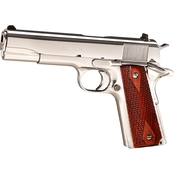 Colt Manufacturing Government 38 Super 5 in. Barrel 9 Rds Pistol Stainless Steel