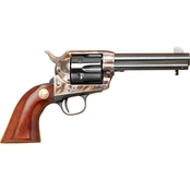 Cimarron Mod P 45 LC 4.75 in. Barrel 6 Rds Revolver Stainless Steel