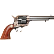 Cimarron Mod P 45 LC 5.5 in. Barrel 6 Rds Revolver Color Case Hardened