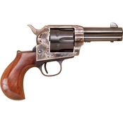 Cimarron Thunderer 45 LC 3.5 in. Barrel 6 Rds Revolver Color Case Hardened