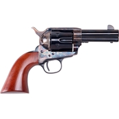 Cimarron New Sheriff 45 LC 3.5 in. Barrel 6 Rds Revolver Color Case Hardened