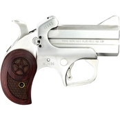 Bond Arms Texas Defender 45 ACP 3 in. Barrel 2 Rds Pistol Stainless Steel