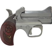 Bond Arms Texas Def 410 Ga. 2.5 in. Chamber 45 LC 3 in. Barrel 2 Rds Pistol SS