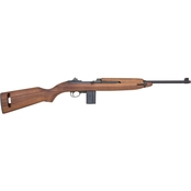 Auto Ordnance M1 Carbine 30 Carbine 18 in. Barrel 15 Rds Rifle Black Walnut Stock