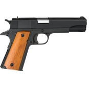 Armscor GI Series Standard FS 38 Super 5 in. Barrel 9 Rnd Pistol Black