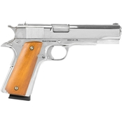 Armscor GI Series Standard FS 45 ACP 5 in. Barrel 8 Rds Pistol Nickel