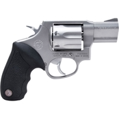 Taurus 617 357 Mag 2 in. Barrel 7 Rnd Revolver Stainless Steel