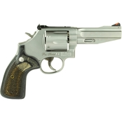 S&W 686 Pro Series 357 Mag 4 in. Barrel 6 Rnd Revolver Stainless Steel