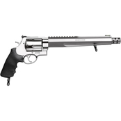 S&W 460XVR 460 S&W 10.5 in. Barrel 5 Rnd Revolver Stainless Steel