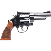 S&W 27 357 Mag 4 in. Barrel 6 Rnd Revolver Blued