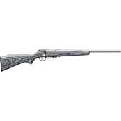 Savage 93R17BVSS 17 HMR 21 in. Barrel 5 Rds Rifle Stainless Steel