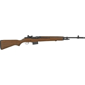 Springfield M1A Standard 308 Win 22 in. Barrel 10 Rnd Muzzle Brake Rifle Blued