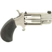 NAA PUG 22 WMR 1 in. Barrel 5 Rnd Revolver Stainless Steel