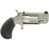 NAA PUG 22 WMR 1 in. Barrel 5 Rnd Revolver Stainless Steel NS