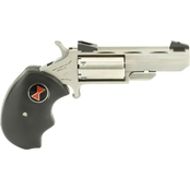 North American Arms Black Widow 22 LR 2 in. Barrel 5 Rnd Revolver Stainless Steel