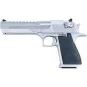 Magnum Research MK19 Desert Eagle 50 AE 6 in. Barrel 7 Rds Pistol Brushed Chrome