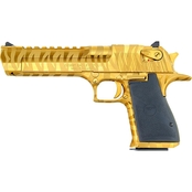 Magnum Research MK19 Desert Eagle 44 Mag 6 in. Barrel 8 Rds Pistol Gold