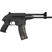 Kel-Tec PLR-22 22 LR 10.5 in. Barrel 26 Rds Pistol Black