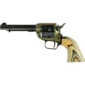 Heritage Rough Rider 22LR 22 WMR 4.75 in. Barrel 6 Rnd Revolver Color Case Hardened