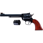 Heritage Rough Rider 22 LR 22 WMR 6.5 in. Barrel 6 Rnd AS Revolver Blued