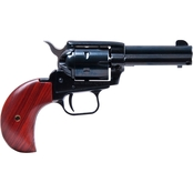 Heritage Rough Rider 22 WMR 22 LR 3.5 in. Barrel 6 Rnd Revolver Blued