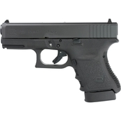 Glock 30SF 45 ACP 3.78 in. Barrel 10 Rds 2-Mags Pistol Black