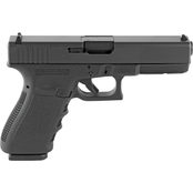 Glock 21SF 45 ACP 4.61 in. Barrel 10 Rds 2-Mags Pistol Black