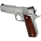 Dan Wesson Bobtail CCO 45 ACP 4.25 in. Barrel 8 Rds Pistol Stainless Steel
