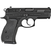 CZ 75 P-01 9MM 3.75 in. Barrel 14 Rds 2-Mags Pistol Black