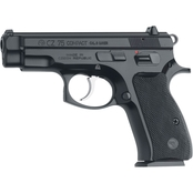 CZ 75 Compact 9MM 3.75 in. Barrel 14 Rds 2-Mags Pistol Black