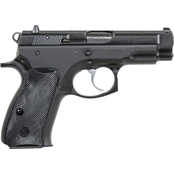CZ 75 Compact 9MM 3.7 in. Barrel 10 Rds 2-Mags Pistol Black