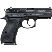 CZ 75 P-01 9MM 3.7 in. Barrel 10 Rds 2-Mags Pistol Black