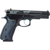 CZ 75BD 9MM 4.6 in. Barrel 10 Rds 2-Mags Pistol Black