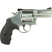 S&W 686 Plus 357 Mag 3 in. Barrel 7 Rnd Revolver Stainless Steel
