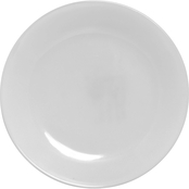 Corelle Livingware 8.5 in. Winter Frost White Luncheon Plate
