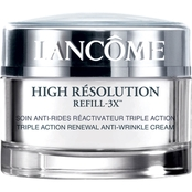 Lancome High Resolution Refill-3X Triple Action Renewal Anti-Wrinkle Cream, 2.5 oz.