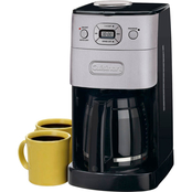 Cuisinart Grind and Brew 12 Cup Automatic Coffeemaker