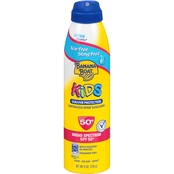 Banana Boat Kids Tear Free SPF 50 UltraMist Spray Lotion Sunscreen
