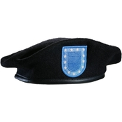 Kingform Cap Company, Inc. Army Black Beret