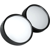 Custom Accessories 2 In. 360 Degree Blind Spot Mirror 2 Pk.