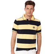 Nautica Rugby Striped Polo Shirt