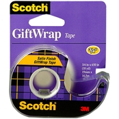 Scotch GiftWrap Tape with Dispenser