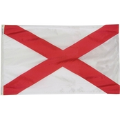 Annin Flagmakers 3 x 5 ft. Alabama State Flag