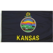Annin Flagmakers Kansas State Flag