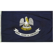 Annin Flagmakers Louisiana State Flag
